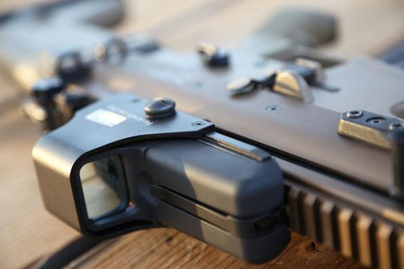 EOTech552タイプ,サバゲー,サバイバルゲーム,装備,エアガン,SCAR-L,マルイ,ホロサイト