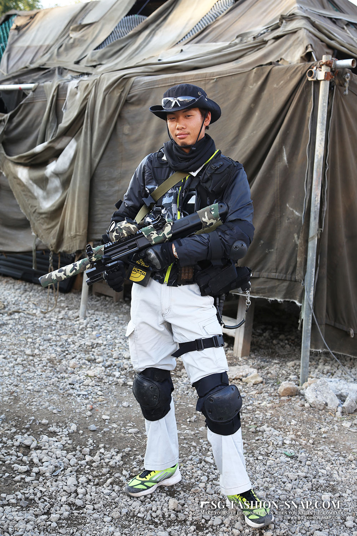 Kumanaku 装備 サバゲーファッションスナップ サイト