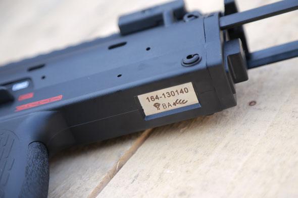 サバゲー,サバイバルゲーム,装備,エアガン,MP7A1,VFC