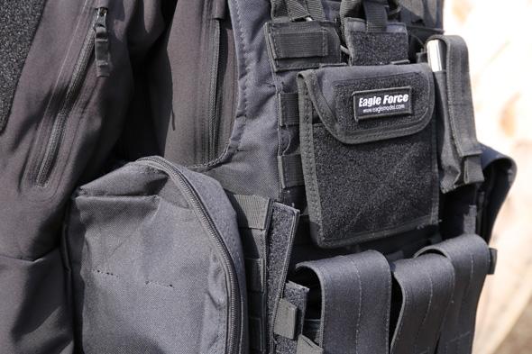 プレートキャリア,Eagle Force,サバゲー,サバイバルゲーム,装備,格好,服装,ファッション,エアガン,OAKLEY,Hubble Tactical Gear