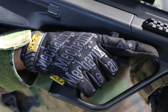MECHANIX WEARグローブ