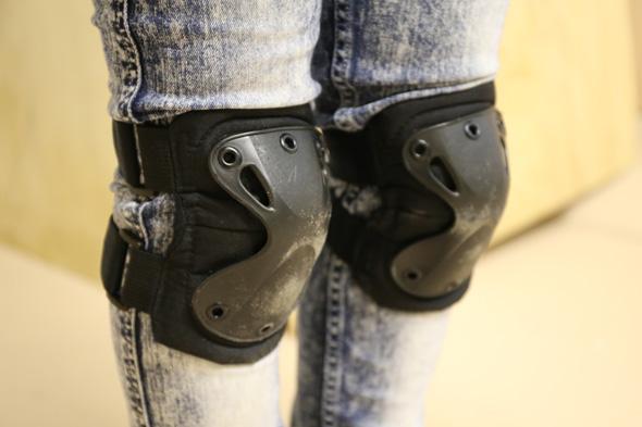 膝パット, サバゲー, 装備, 女子, サバイバルゲーム, 格好, ファッション, 服装