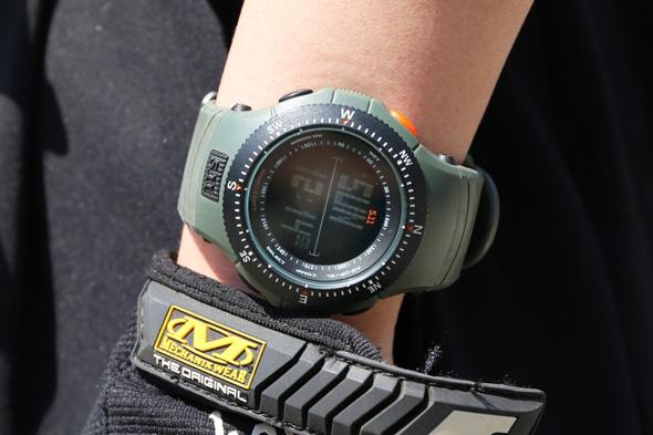 時計, 5.11 tactical,女子,サバゲー, サバイバルゲーム, 服装, ファッション, 装備, 格好,写真
