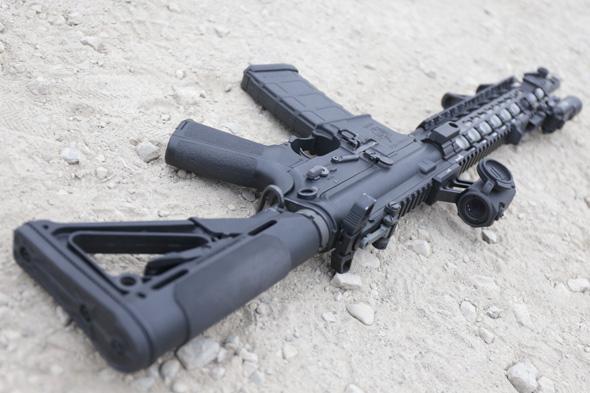 ストック,MAGPUL CTR Carbine,サバゲー, 装備, サバイバルゲーム, 格好, ファッション, 服装, エアガン