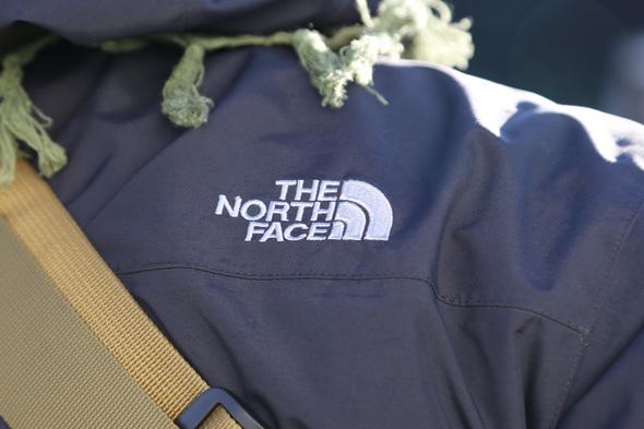 the north face,サバゲー, 装備, サバイバルゲーム, 格好, ファッション, 服装