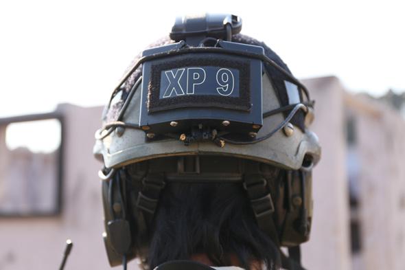 ヘルメット,サバゲー, サバイバルゲーム, 格好, 服装, ファッション, 装備, コーディネート,写真,デルタ,delta,AOR1,迷彩