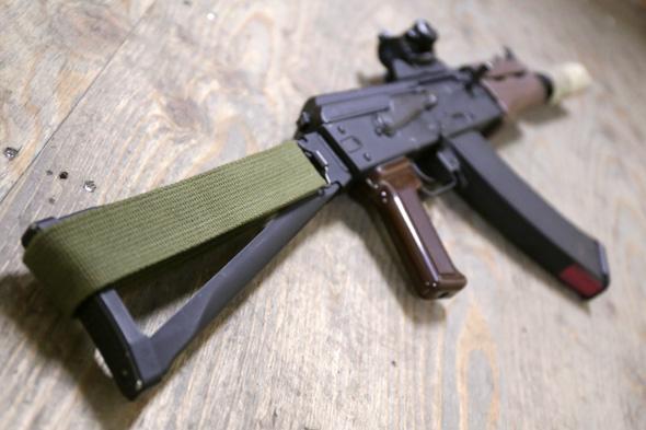 エアガン,KSC, AKS74U, サバゲー, 装備, サバイバルゲーム, 格好, ファッション, 服装