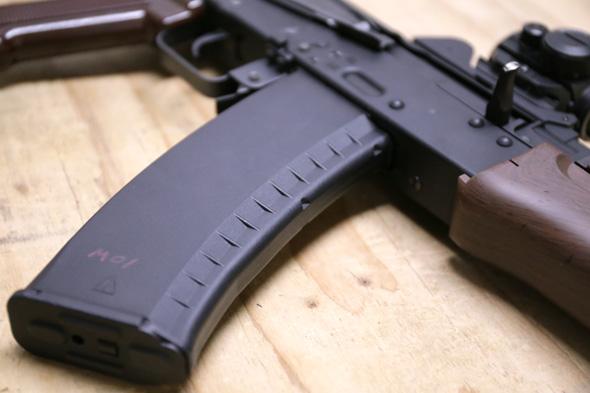 マガジン,KSC, AKS74U,エアガン, サバゲー, 装備