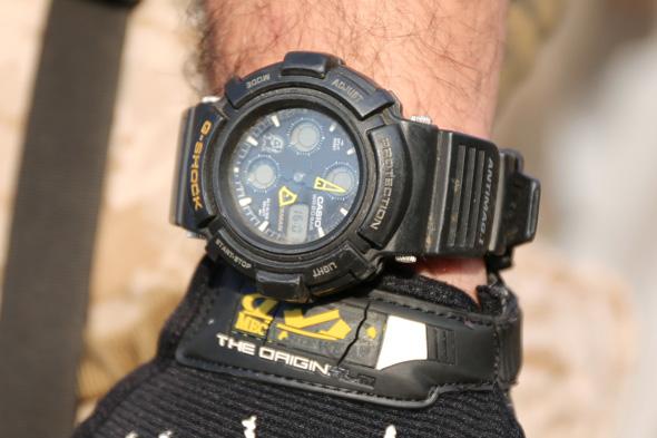 時計,G-shock,迷彩,サバゲー, 装備, サバイバルゲーム, 格好, ファッション, 服装