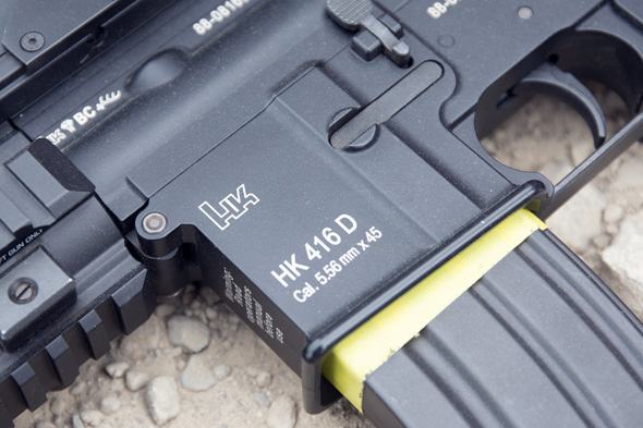 HK416D,東京マルイ,サバゲー, 装備, エアガン, 写真
