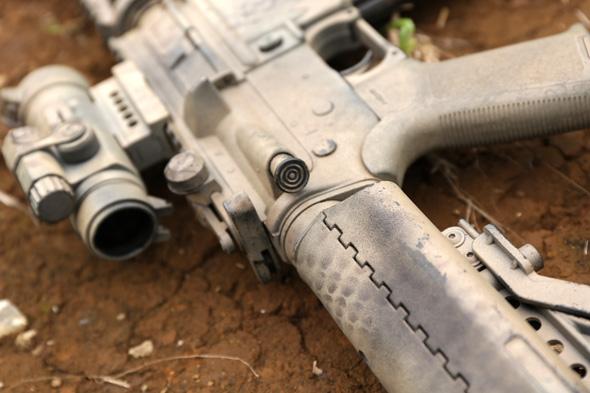 サバゲー, 装備, エアガン, 写真, マルイ, M4A1