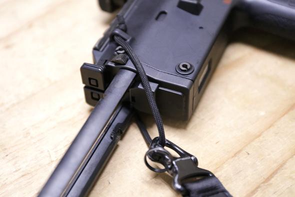 サバゲー, 装備, エアガン, 写真, 東京マルイ, MP7A1