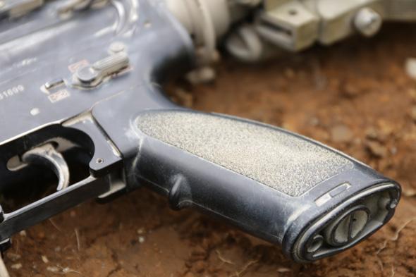 グリップ, HK416D, 東京マルイ, サバゲー, 装備, エアガン, 写真
