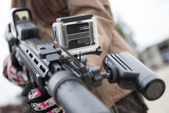 HK416D,エアガン, サバゲー, 装備, サバイバルゲーム, 格好, ファッション, 服装, 戦え!!ぴっちょりーな☆