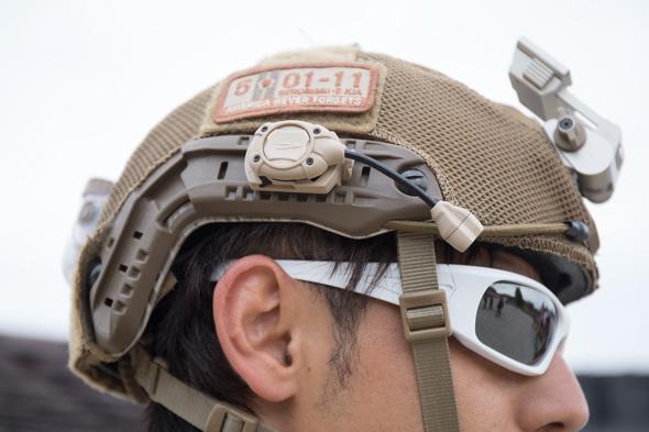 ヘルメット,Ops-Core,サングラス,ESS