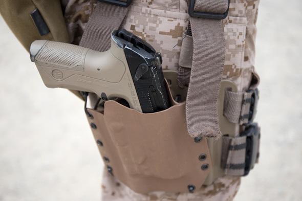 レッグホルスター,Raven Concealment Systems,サバゲー, 装備