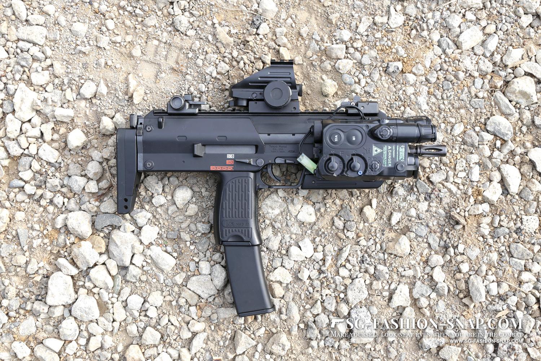 東京マルイ MP7A1 | サバゲー ...