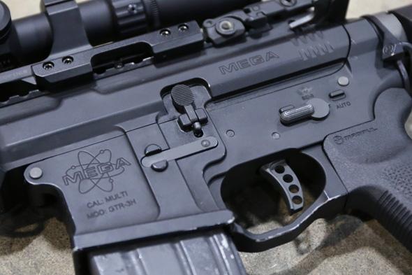 PTS Mega Arms MKM AR15,エアガン, サバゲー, 装備, サバイバルゲーム