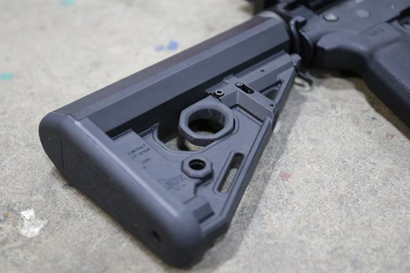 ストック,マグプル,KWA x PTS Mega Arms MKM AR15,エアガン, サバゲー, 装備, サバイバルゲーム