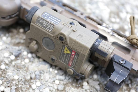 外部バッテリーケース,VFC HK416C,エアガン,ペイント,サバゲー, 装備, サバイバルゲーム, 格好, ファッション, 服装