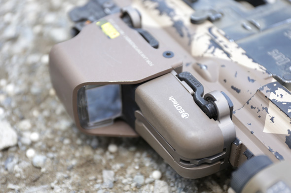 EoTech 553,VFC HK416C,エアガン,ペイント,サバゲー, 装備, サバイバルゲーム, 格好, ファッション, 服装