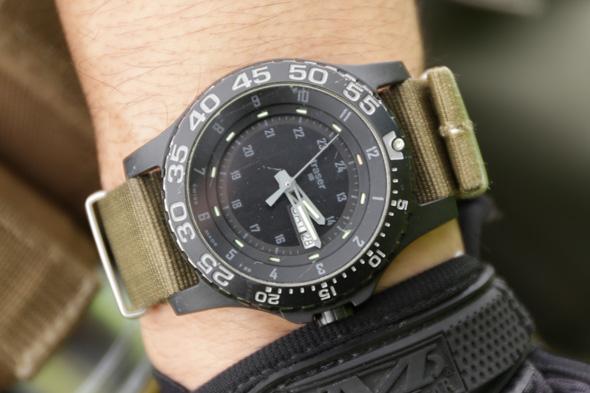 時計,Traser H3 watch,サバゲー,装備,サバイバルゲーム,格好,ファッション,服装