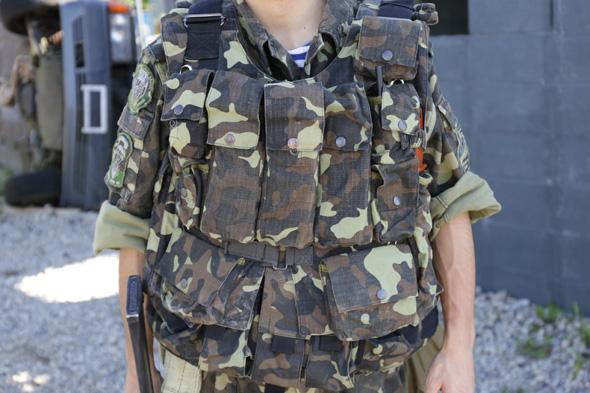 プレートキャリア,TEMP-3000 Corsair M3,SD-1,サバゲー,サバイバルゲーム,格好,服装,ファッション,装備