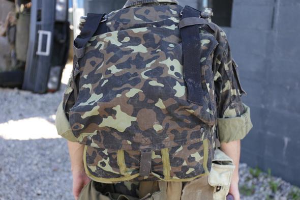 バックパック,ブタン迷彩,ウクライナ,サバゲー,サバイバルゲーム,格好,服装,ファッション,装備