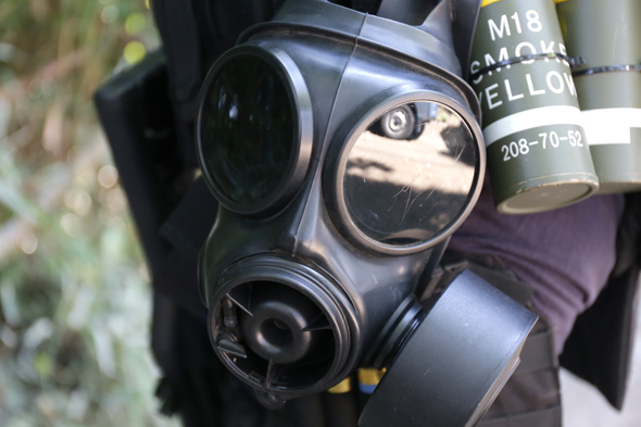 ガスマスク,SAS,サバゲー, 装備, サバイバルゲーム, 格好, ファッション, 服装