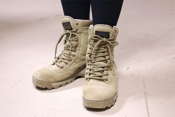 ブーツ,ORIGINAL S.W.A.T.