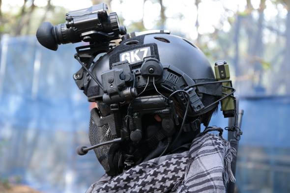 ヘルメット,,EMRSON OPS-CORE,装備,PVS-14 type,ナイトビジョン
