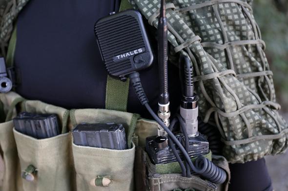 ダミー無線機,サバゲー装備ファッション