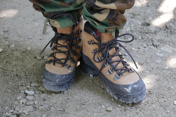 Danner,サバゲー靴,女性