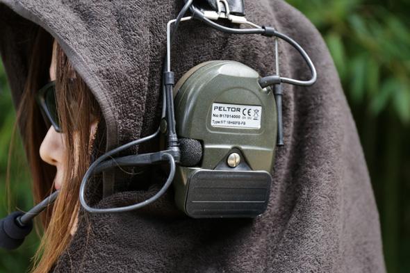 女性サバイバルゲーム装備