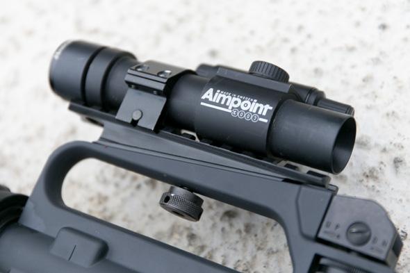 光学サイト Aimpoint 3000