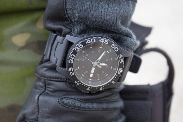 時計,traser MIL-G shadow P6600,サバゲー,装備