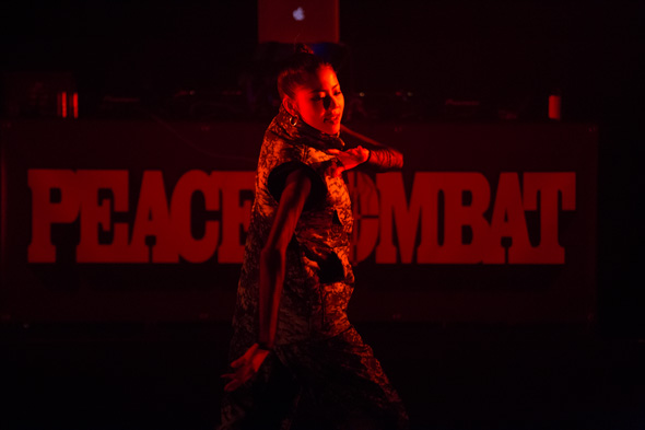 ダンサーOTAE,PEACE COMBAT FES 2015,Pellet Bullet,Girls HipHop Dance show case