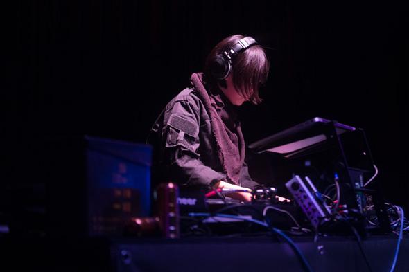 DJ,PEACE COMBAT FES 2015