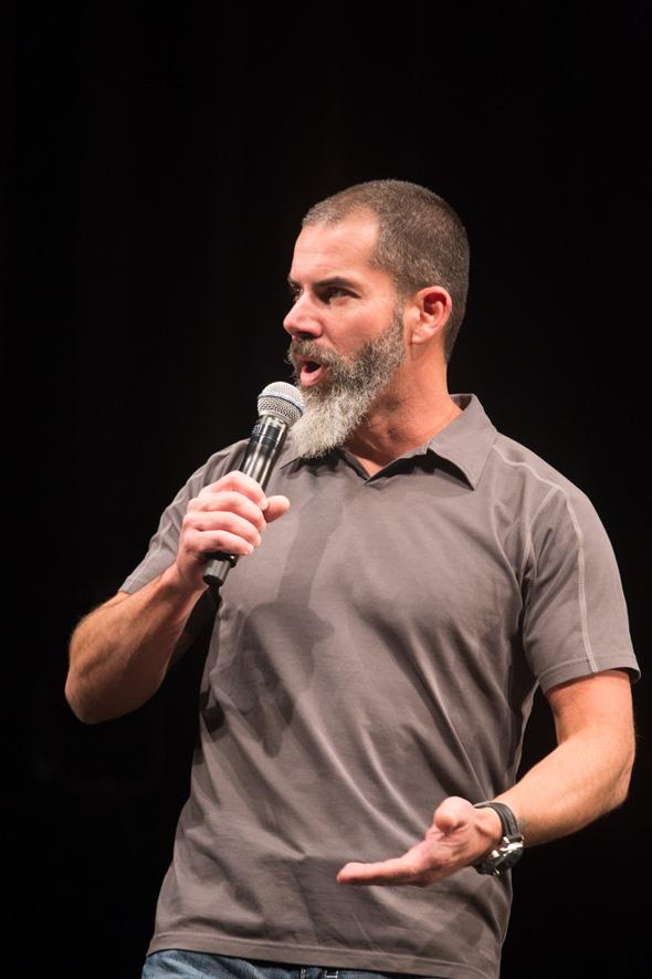 Chris Costa登壇イベント、クリスコスタトーク