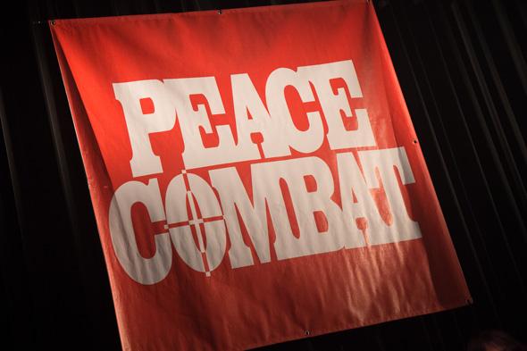 PEACE COMBAT FES 2015