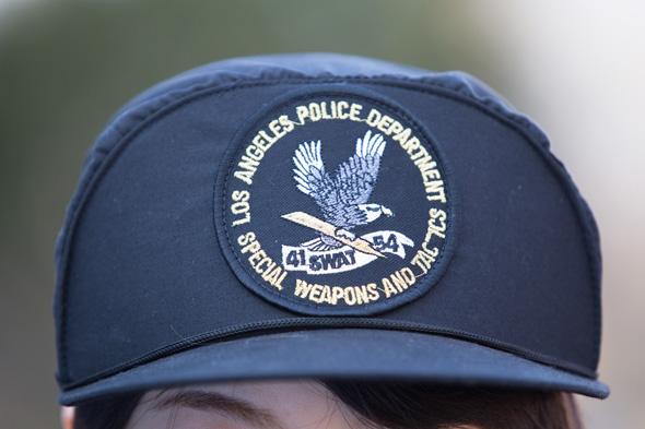 SWATスタイル帽子